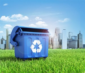 recycling bin rental Atlanta